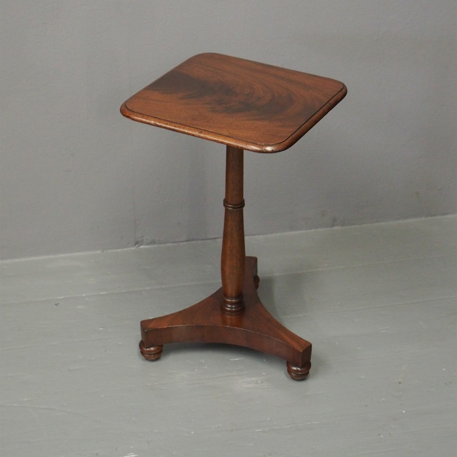 Regency Mahogany Wine Table