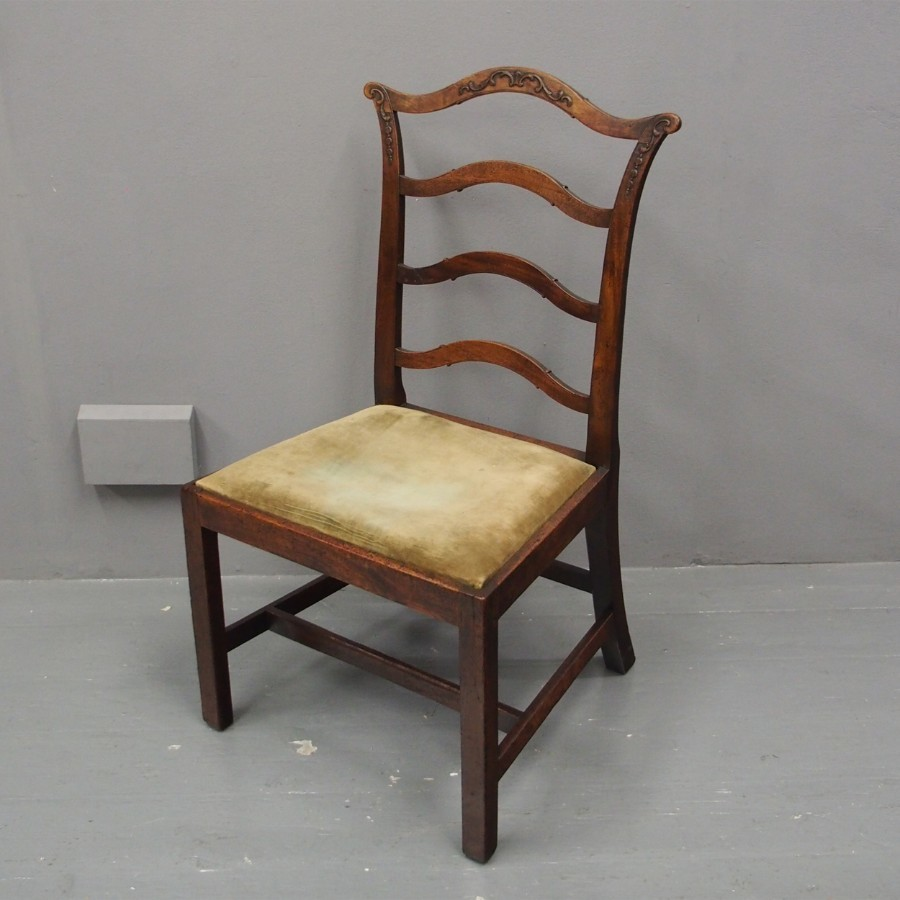 George III Ladderback Chair