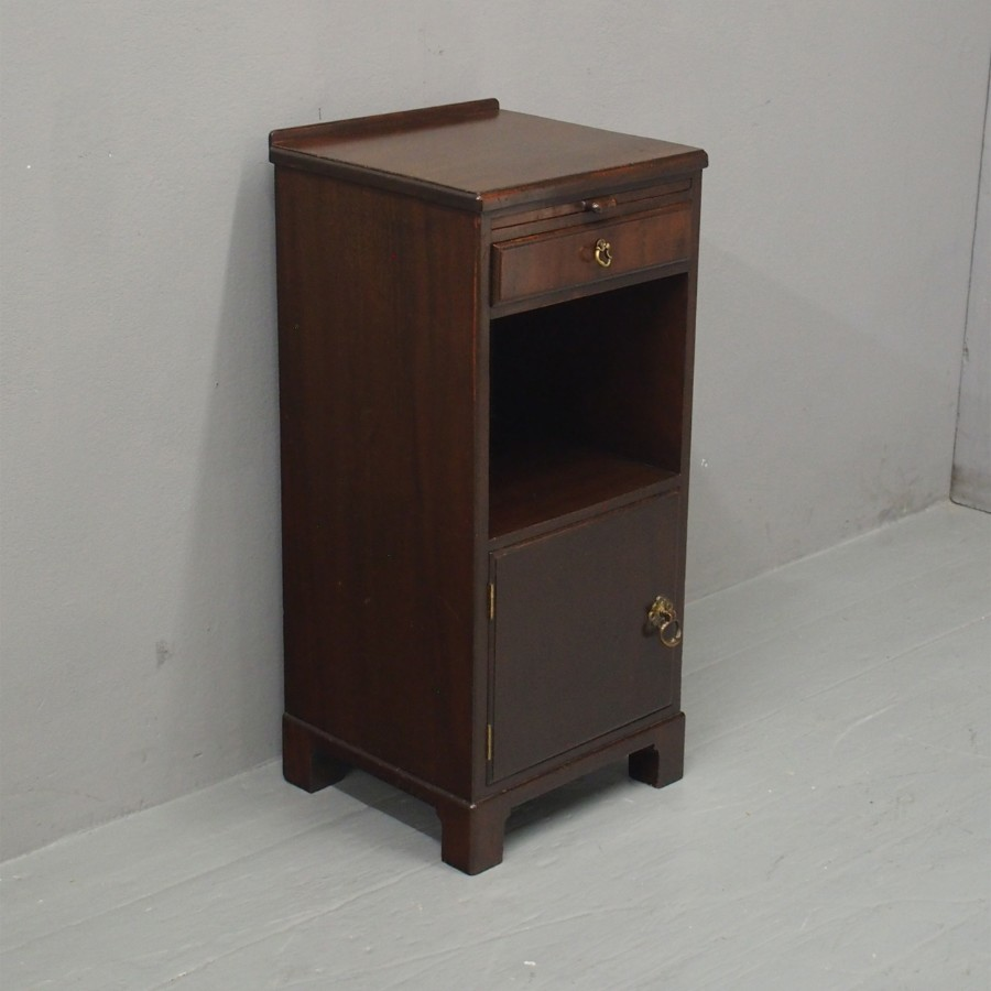 Mahogany Bedside by Whytock and Reid
