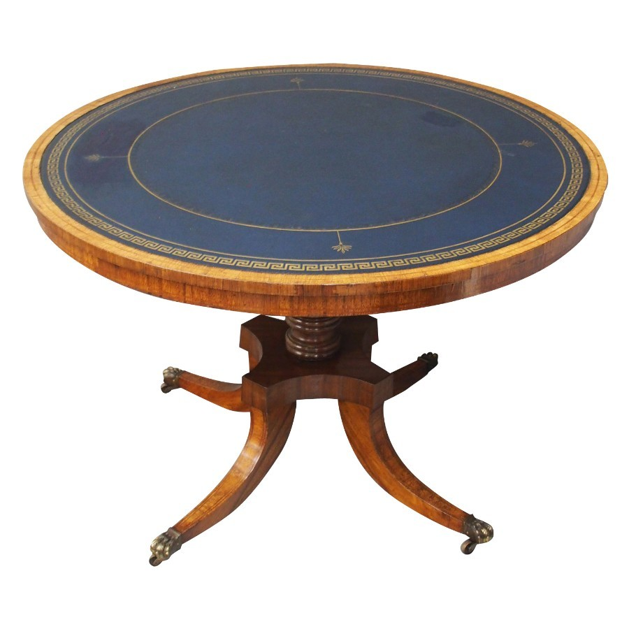 Regency Snap Top Table