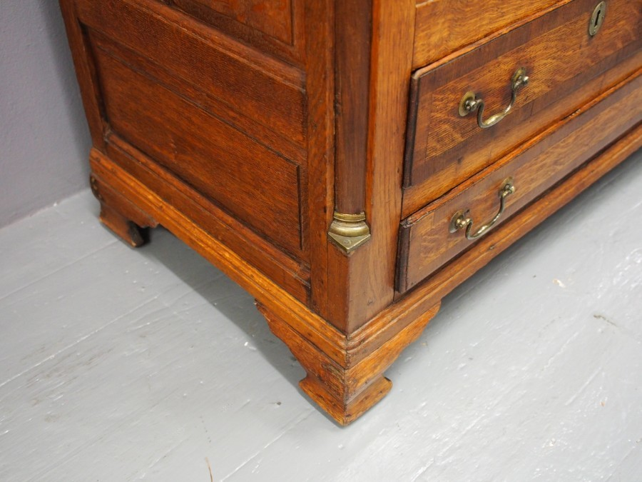 Antique George III Mule Chest