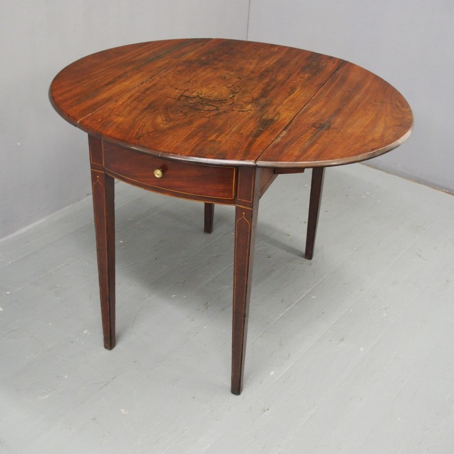 Scottish George III Pembroke Table