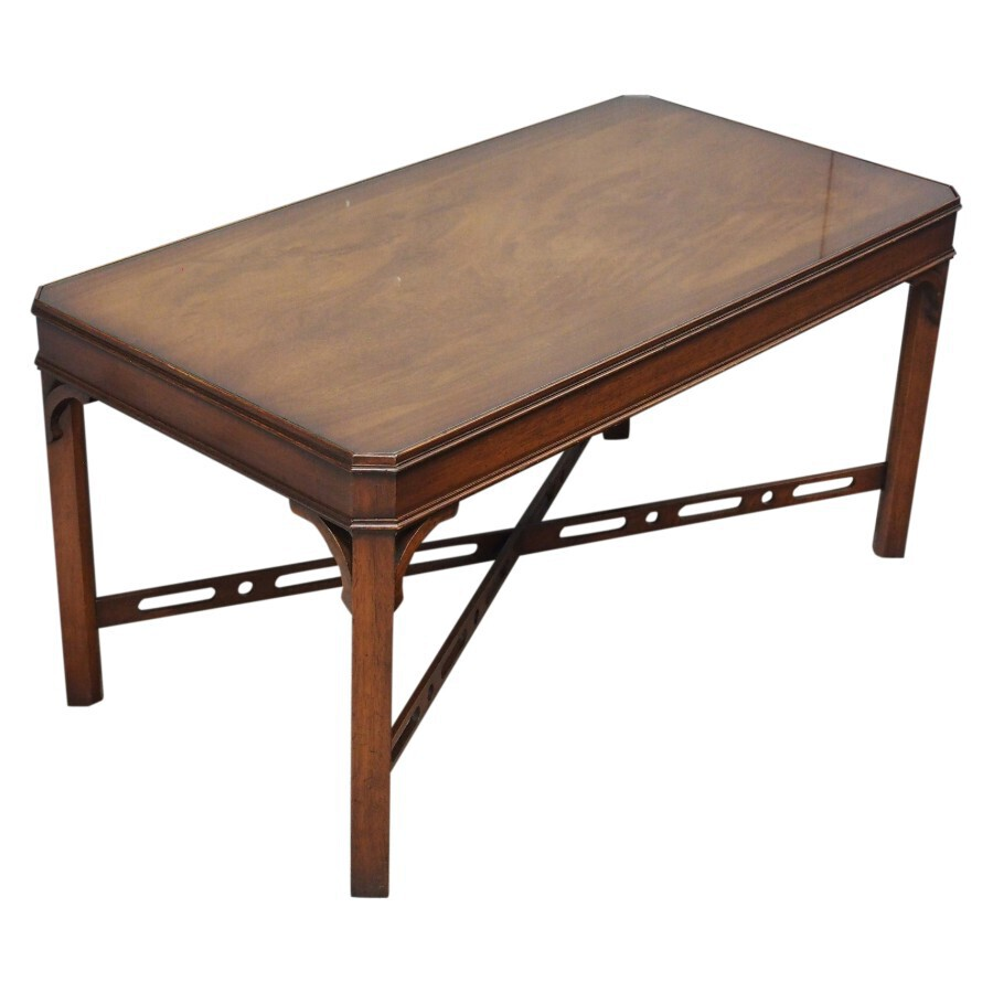 Antique George III Style Coffee Table