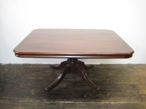 William IV Large Mahogany Breakfast Table