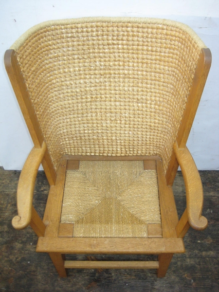 Antique Orkney Chair