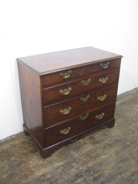 George III Neat Sized Chest of Drawers