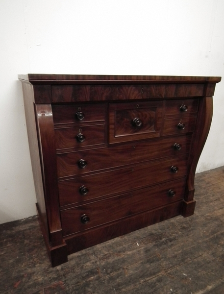 William IV Mahogany Chest of Drawers