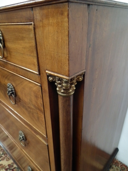 Antique :SALE: Early 19th Century Mahogany Chest of Drawers