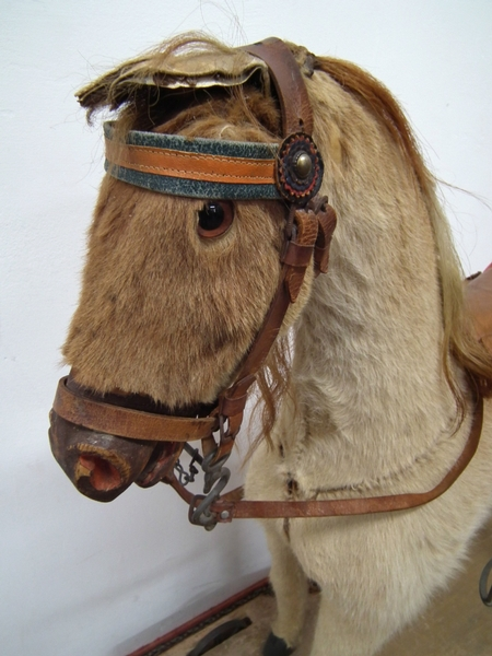 Antique Small Child's Horse