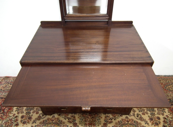 Antique Whytock & Reid Mahogany Dressing Table