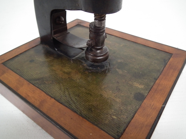 Antique George IV Desk Top Seal