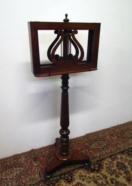 Adjustable Music Stand : antique regency mahogany adjustable duet music stand antiques co uk ~ Hamham.info Haus und Dekorationen