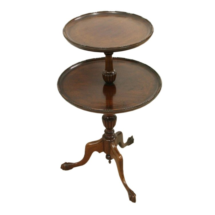 Miniature Two Tier Dumb Waiter