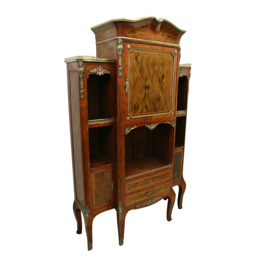 Louise XVI Style Display Cabinet