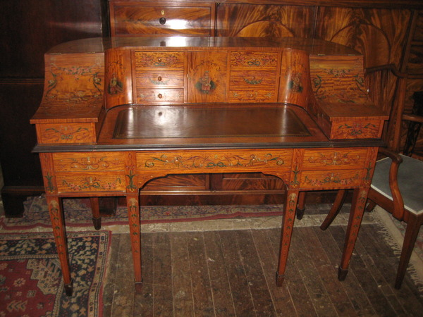 Carlton House Writing Table