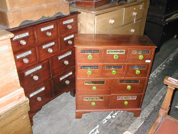Apothecary Chest