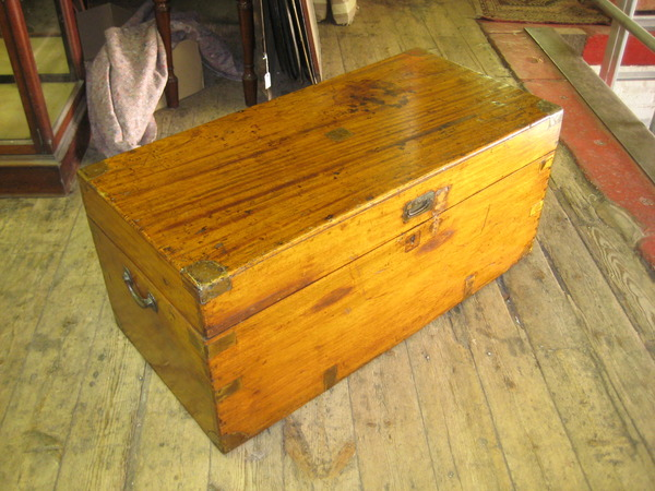 Camphor Wood Kist/Trunk