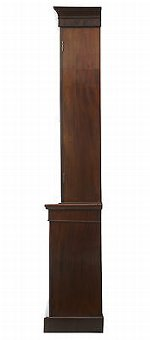 Antique 19TH CENTURY WILLIAM IV MAHOGANY BOOKCASE