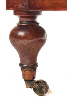Antique 19TH CENTURY HIGH VICTORIAN BURR WALNUT WHATNOT