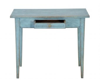 Antique 19TH CENTURY PAINTED SIDE TABLE