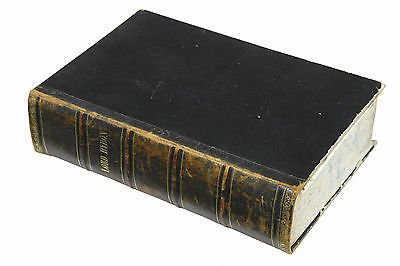 19TH CENTURY BOOK THE COMPLETE WORKS OF LORD BYRON