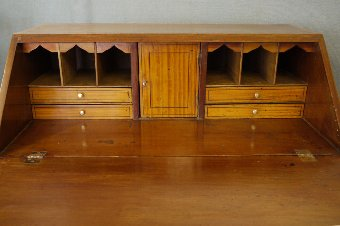 Antique Antique Edwardian mahogany bureau