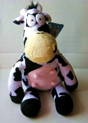 A Lovely Cheeky Moo Cow
