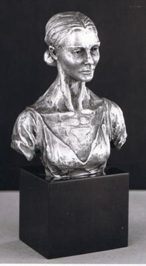 Antique ANTOINETTE SIBLEY (SILVER) BY ENZO PLAZZOTTA