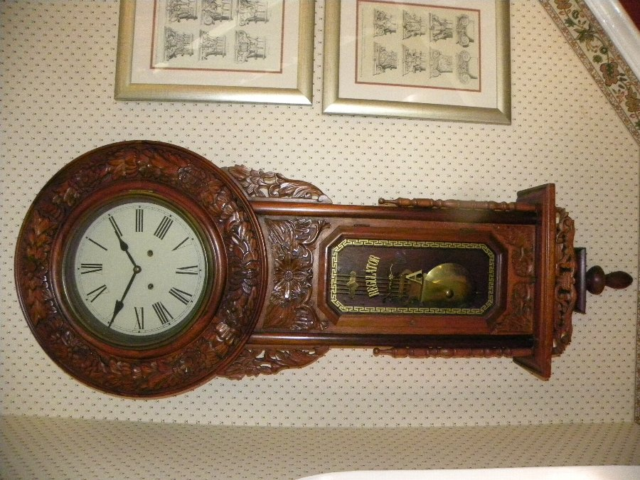 American Regulator Clock - Item 3327