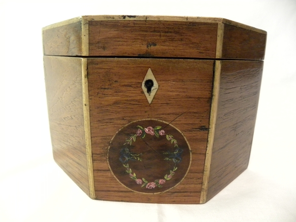 Wooden Tea Caddy - Item 101