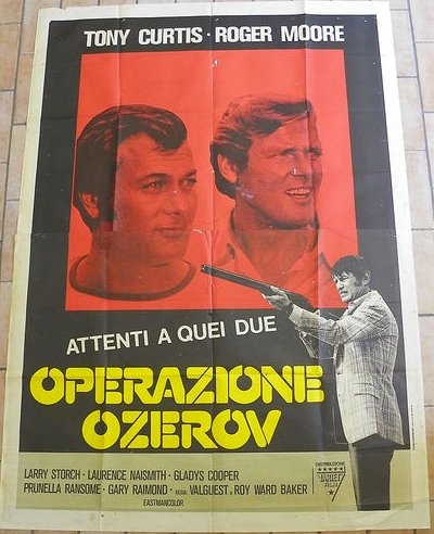 POSTER 1970 FROM CINECITTA (ROME)