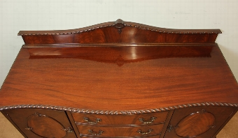 Antique Antique Mahogany Sideboard