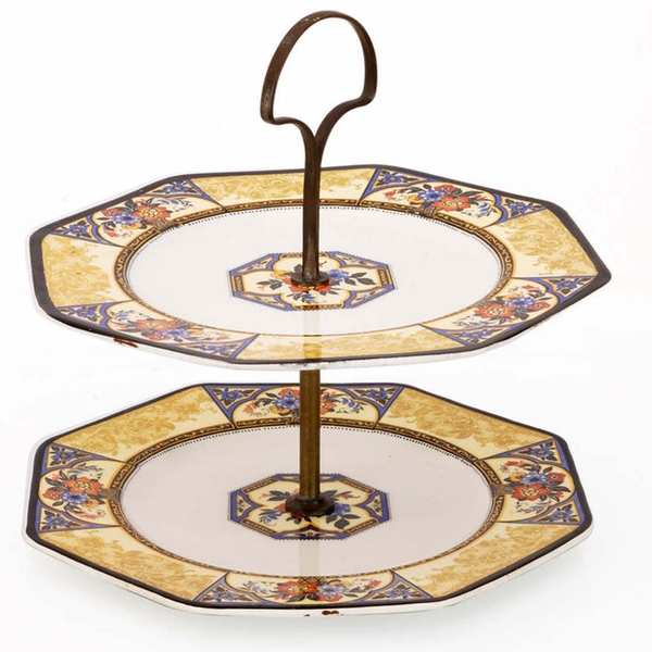 Wedgwood 2-tier Cake Stand 'Melody '
