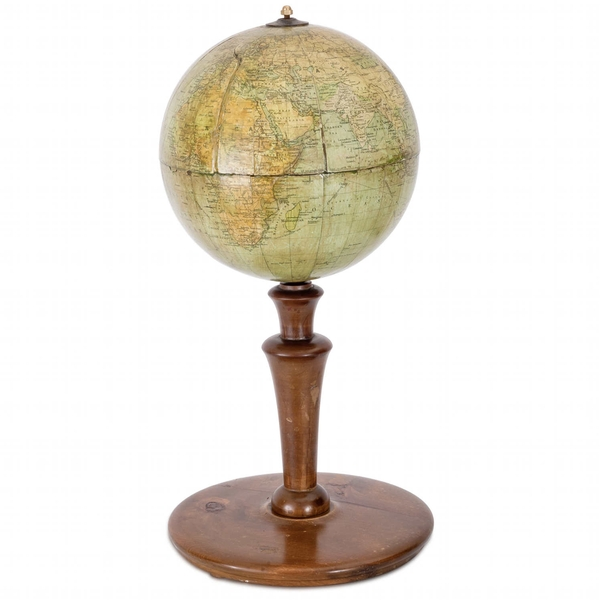 Vintage Globe by Philips', London