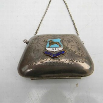 Antique Lady's purse from Wembley 1924 Empire Exibition