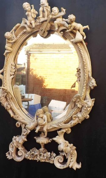 Antique Mirror early 18th century circa 1720