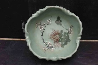 Antique Chinese bowl 19th century.