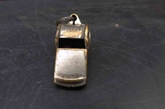 Antique Acme whistle