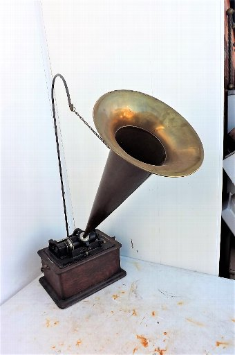 Antique Edison Standard Phonograph