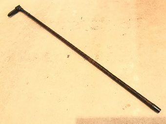 Antique Superior quality Gentleman's walking stick sword stick