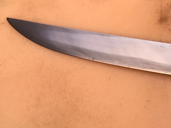 Antique Tanto Samurai 18th century blade