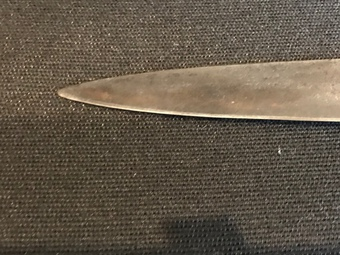 Antique Early 18th century Sailors fighting knife
