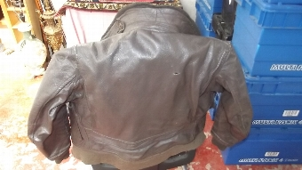 Antique Tomcat pilots jacket Vietnam era