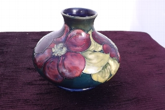 Antique Moorcroft Decorative rare Vase early 1900's. CD