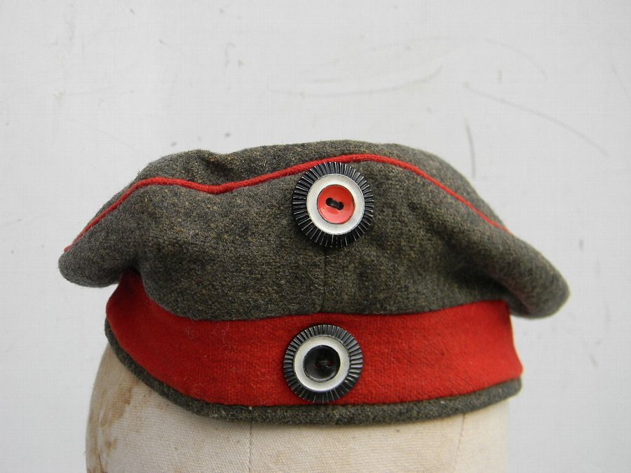 German 1ww soldiers hat