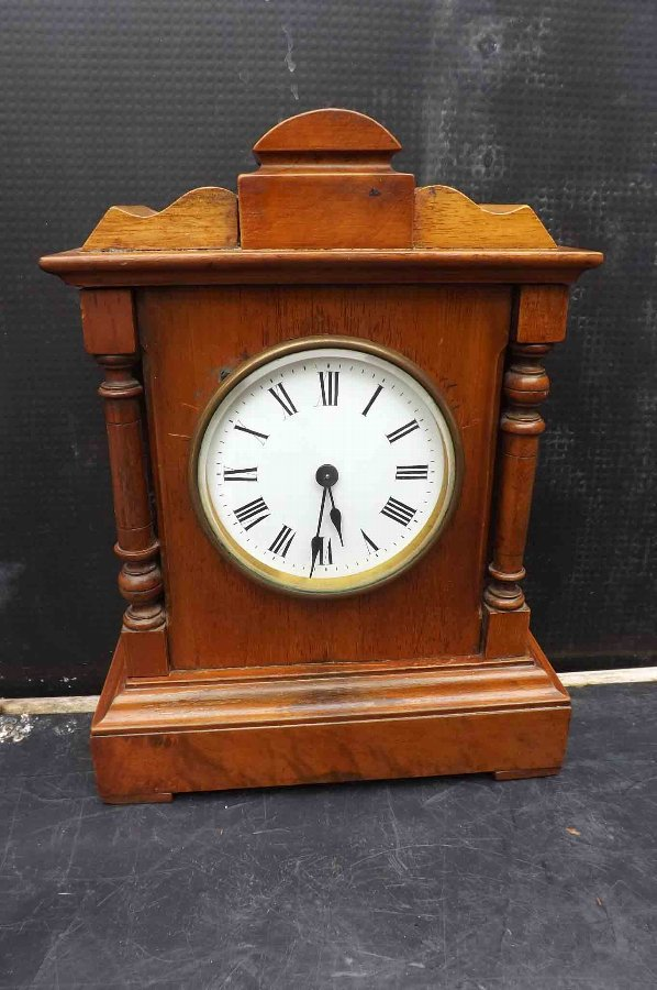 Edwardian mantle/desk top clock