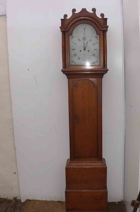grandfather clock with free worldwide post!