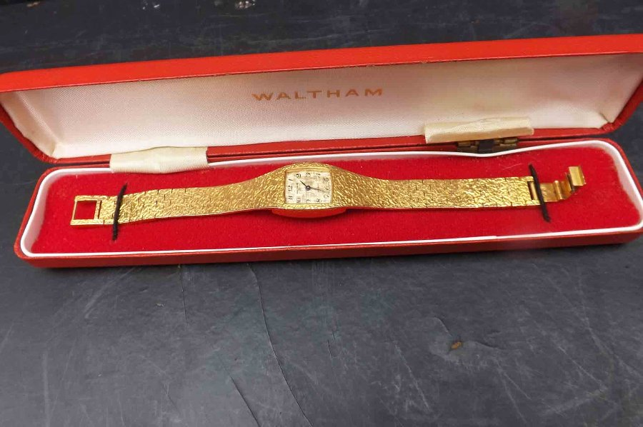 Waltham Vintage watch.