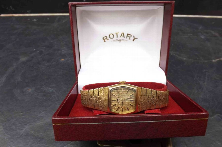 ladies wrist watch Rotary @@ free UK post.