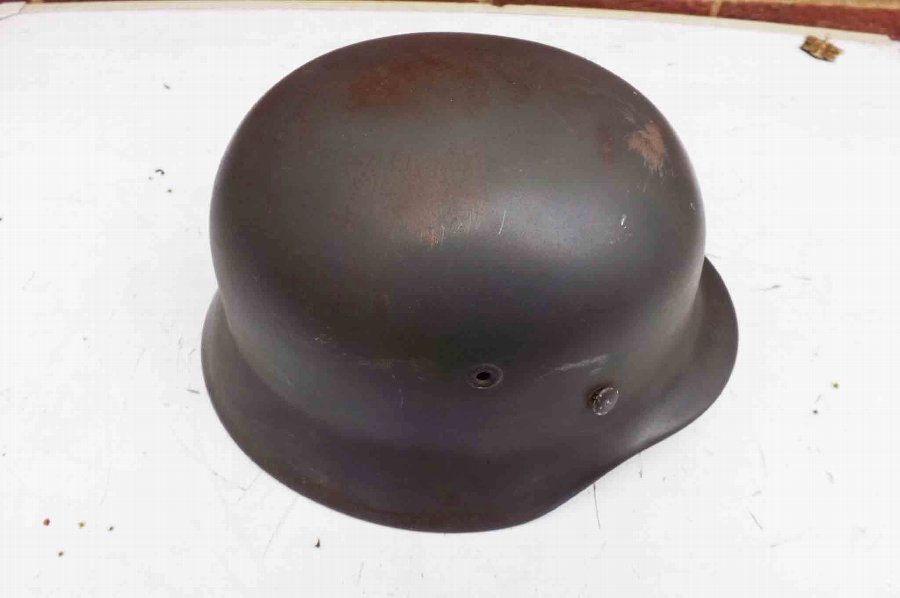 Genuine 2ww German helmet.